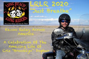 The Long Reach Long Riders 2020 Relay Ride Across the US