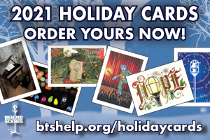 Spread Cheer and Provide Help with BTS Holiday Cards